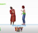 Juleski/Gamescom 2014 - Les Sims 4 - Menu principal
