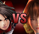 'Dead or Alive vs Soulcalibur' themed Death Battles