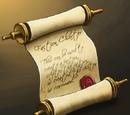 Faction Charter