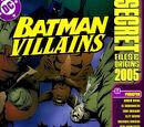 Batman Villains Secret Files and Origins 2005 (1)