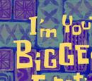 I'm Your Biggest Fanatic (transcript)