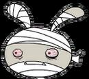 Bunny Mummy