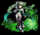 ID:845 魔法少女・雲土ぴあ