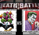 Green Goblin vs. The Joker