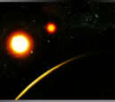 Binary Star System