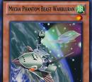 Mecha Phantom Beast Warbluran