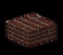 Bricks slab