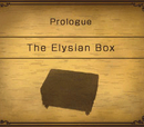 Diabolical Box Chapters