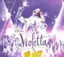 Violetta en Vivo (soundtrack)
