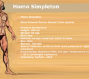 Homo Simpleton