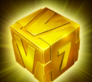 7 Day Gold VIP Cube