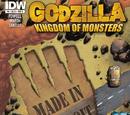 Godzilla: Kingdom of Monsters Issue 6