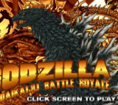 Godzilla: Daikaiju Battle Royale