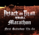 Attack on Titan Marathon