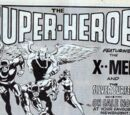 The Super-Heroes (Marvel UK) Vol 1