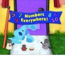 Numbers Everywhere!
