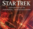 Star Trek: Department of Temporal Investigations
