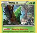 Metapod (Destellos de Fuego TCG)