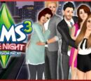 The Sims 3 Late Night LP