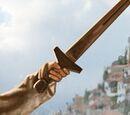 Arya's Water Dancing Sword