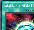 Sabatiel - La Piedra Filosofal
