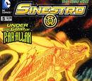 Sinestro Vol 1 5