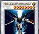 Mecha Knight Chronos Wing