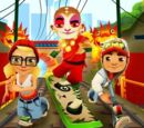 Subway Surfers World Tour: Beijing 2014