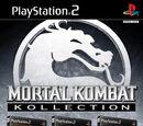 Mortal Kombat Kollection