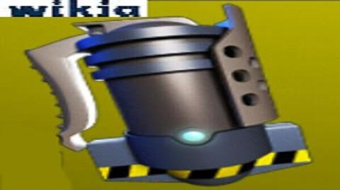 Energy Grenade