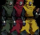 Ikaruga Federation Forces