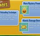 Sunflower variants
