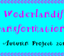 A Wonderlandiful Transformation:The Autumn Project 2014