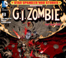 Star-Spangled War Stories Featuring G.I. Zombie Vol 1 2