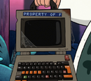 The Author's Laptop