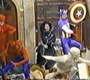 MARVEL COMICS: THANKSGIVING DAY PARADE 1989