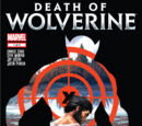 Death of Wolverine Vol 1 1