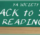 Asnow89/2014 Back to School Reading List