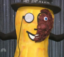"The University of Georgia ""Two-Face Mr. Peanut"""
