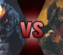 SpaceGodzilla vs. Destoroyah