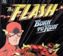 The Flash: Born to Run (Collected)