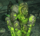 Poison Statue Cluster