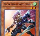 Mecha Knight Satos Storm