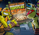 What's Your Teenage Mutant Ninja Turtles Pizza Topping?