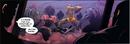 Wrecking Crew (Earth-2149), Nico Minoru (Earth-2149), Rhino (Earth-2149).png