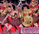 Amazons of Themyscira/Gallery