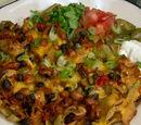 Chicken Chili Corn Chip Pie