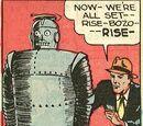Hugh Hazzard (Quality Universe)