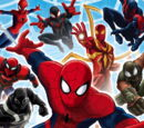 Marvel Universe Ultimate Spider-Man: Web Warriors Vol 1 1