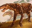 Lycaesaurus kirkii